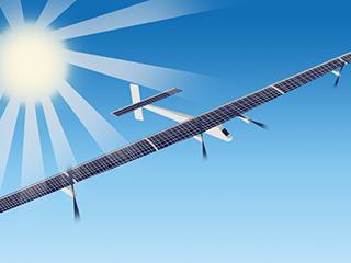 可连续一年在空中飞行 这种太阳能飞机或成推广5G新希望