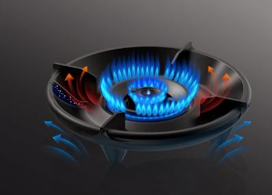 方太极火直喷灶上新了:热效率高出国家一级能效12个点