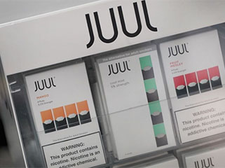 电子烟巨头Juul或配合美政府 撤下大部分口味电子烟
