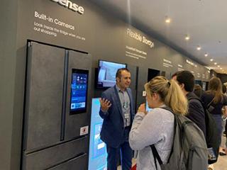 打破行业边界,海信AI智能冰箱2019IFA展强势吸睛
