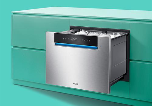 干态洗碗机:广告画面-1080X1920px