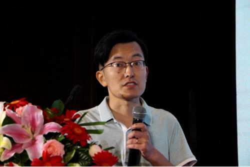 中国家用电器检测所洗涤性能试验室主任工程师梁志勇