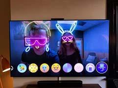 Facebook推出Portal TV 可通过足彩导航进行视频聊天