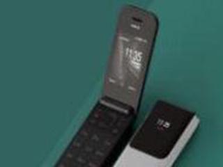 诺基亚推翻盖手机
