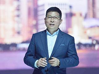 余承东:华为手机实现26%增长,折叠屏手机下月发布