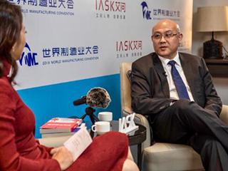 惠而浦亮相世界制造业大会 携手展望智能制造业新未来