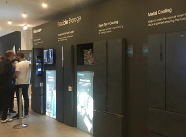 海信冰箱亮相2019IFA 世界品牌有海信