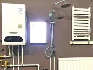 """还在用老式热水器?懂行的人都在用""""会采暖的热水器"""""""