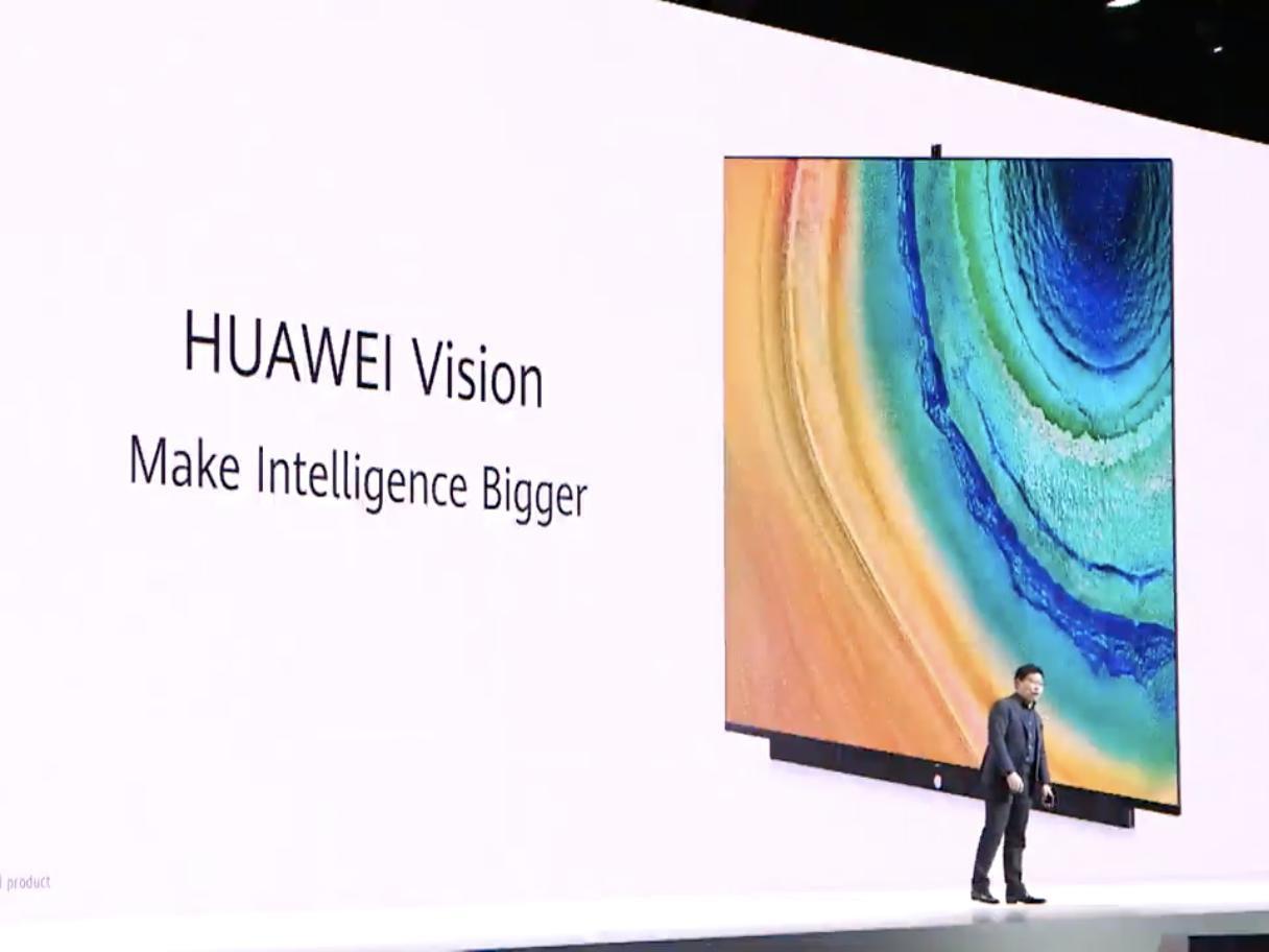 首发体验!智慧新物种,华为智慧屏会是大屏的未来吗?