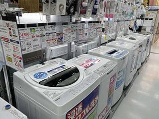 日本白色家电销售额创单月历史新高