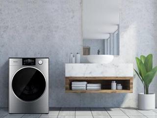 少即是多 极简主义的洗衣机原来是这样的