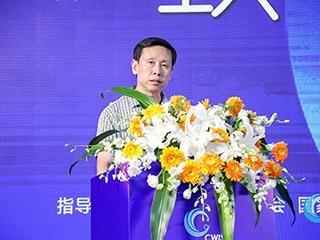 致辞:中国家用电器协会秘书长朱军