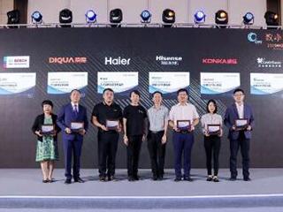 博西家电荣耀斩获六项大奖,以技术创新实力引领智能洗护新潮流