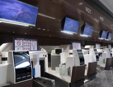 京东方物联解决方案亮相北京大兴国际机场