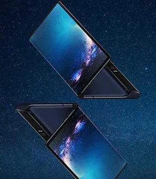 OLED屏手机可折叠多种形态