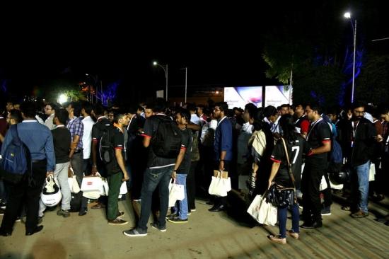 印度班加罗尔,一加7 pro全球首发