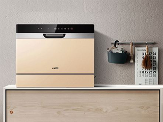 华帝干态洗碗机:创造中国厨房洁净空间