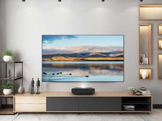 """海信电视""""十一""""数据出炉:65吋及以上的电视销量同比增长近8成"""