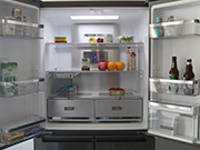 """让食材停止""""衰老""""  惠而浦冻龄Pro冰箱评测"""