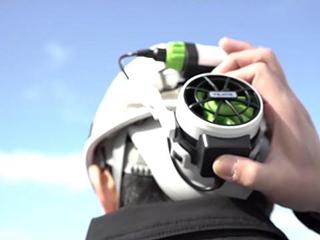 日本人发明空调安全帽,建筑工人的福音!