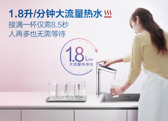 A.O.史密斯净水黑科技新品震撼亮相上海厨卫发展峰会