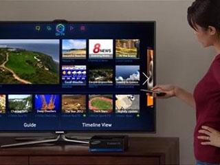 1-8月山东省彩电智能电视机产量同比增长7.63%