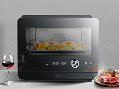 美的蒸烤箱亮相中国厨卫峰会 斩获两项大奖