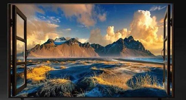 """""""夺冠""""镜头下的小尺寸黑白电视,如今终于变成大屏8K"""