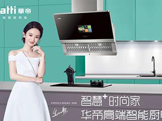 AIoT席卷家居业华帝引领智能厨电发展