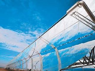 中国首座太阳能光热示范电站:追光逐日德令哈