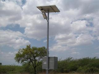 太阳能路灯电池板该如何安装?这4点要注意!