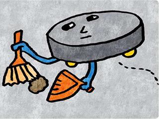 选购扫地机器人有诀窍,三招包你选对扫地机!