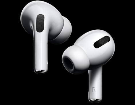 苹果发布AirPods Pro无线耳机 你觉得它长得像谁?