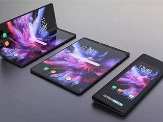 三星公开下一代折叠手机设计方案 回归翻盖机