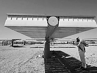 北非中东加速开发利用太阳能