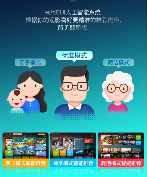 双十一狂欢季,乐视超级电视 Y55C——极具性价比的家庭电视之选