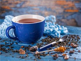 秋冬季防燥御寒气,养生红茶喝起来!