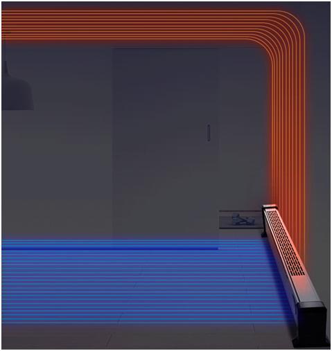 澳柯玛取暖器 带您紧跟温暖的步伐
