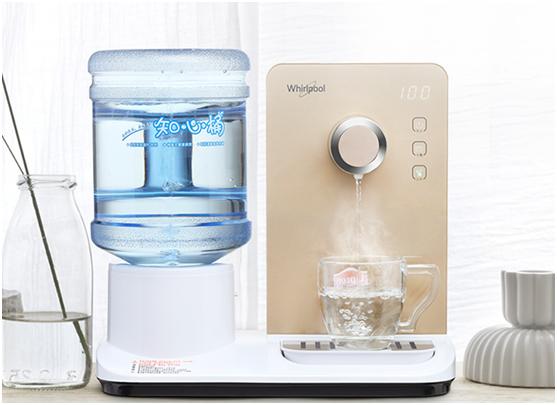 惠而浦即热式饮水机 即用即取畅享鲜活热水