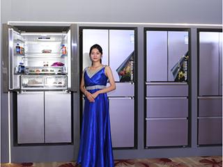 澳柯玛开启新十字四门冰箱典范,满足三代同堂储鲜需求