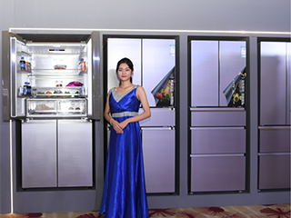 全域净鲜母婴呵护澳柯玛鲜净系列冰箱上市