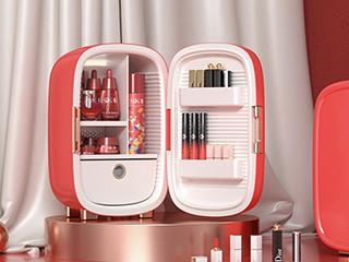 市面上的美妆冰箱越来越多 但真的有必要吗?