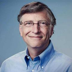 微软 比尔·盖茨