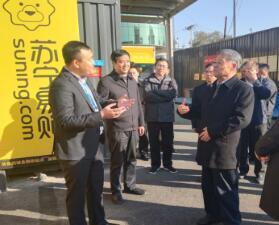 时效提速 服务升级 北京物流备战双11