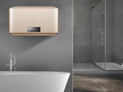 精致浴室裝搭 卡薩帝熱水器天沐Pro-C完美解決