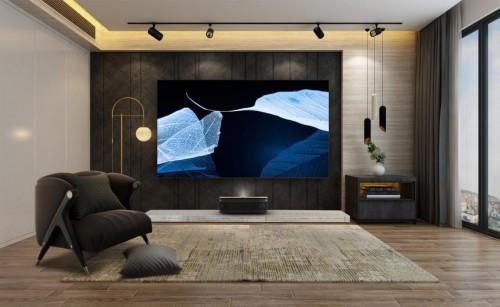 大屏电视已成用户首选 海信激光电视优势凸显