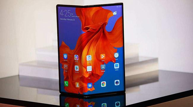 华为手机被炒至6万 折叠屏明年爆发?