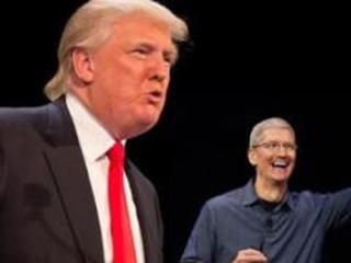 白宫证实特朗普将访问位于奥斯汀的苹果制造厂