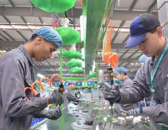 海信家电平度洗衣机工厂二期落成 逆势发力的底气何来?