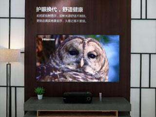 激光电视逆势增长,海信80L5稳坐年度畅销榜首